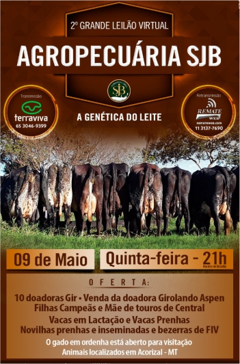 2º Virtual Agropecuária SJB