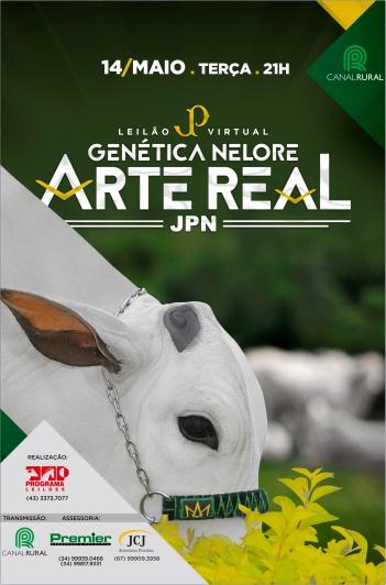 Virtual Genética Nelore Arte Real