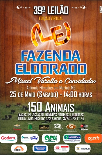 39º Virtual Fazenda Eldorado