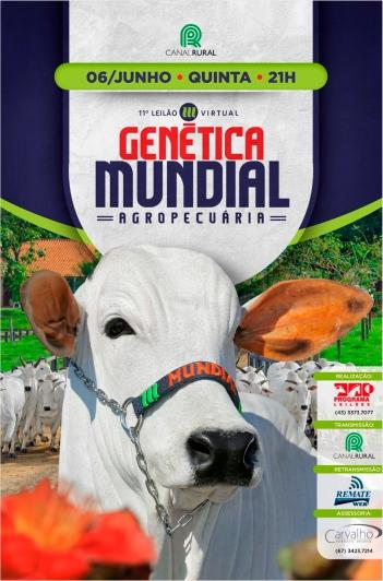 11º Virtual Genética Mundial Agropec.