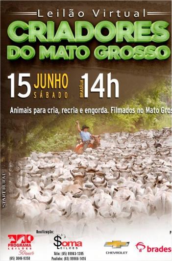 Virtual Criadores de Mato Grosso