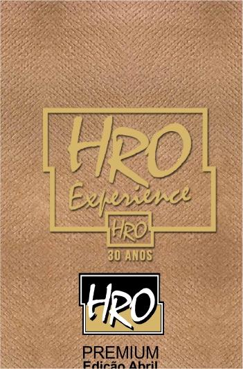 Leilão HRO Experience - Premium