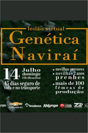 Virtual Genética Naviraí