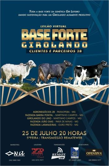 Virtual Base Forte Girolando
