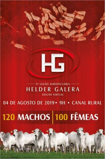 9º Agropec. Helder Galera - Edição Virtual