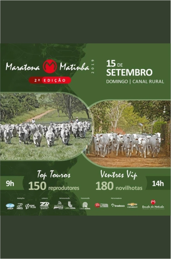 2º Maratona Matinha - Top Touros