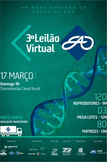 3º Virtual EAO - Reprodutores