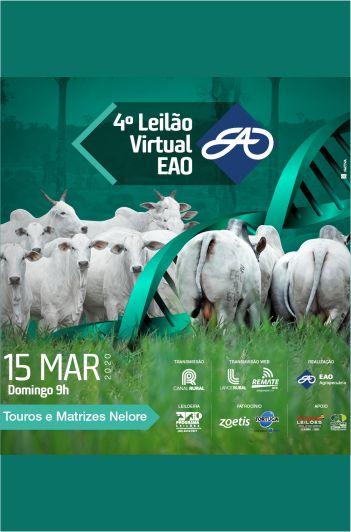 4º Leilão Virtual EAO