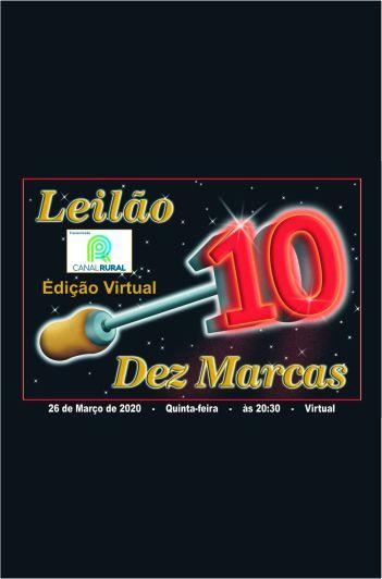 Leilão 10 Marcas - Edição Virtual