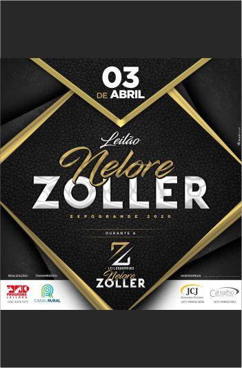Leilão Nelore Zoller