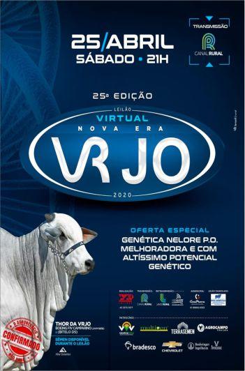 Virtual Nova Era VRJO 2020