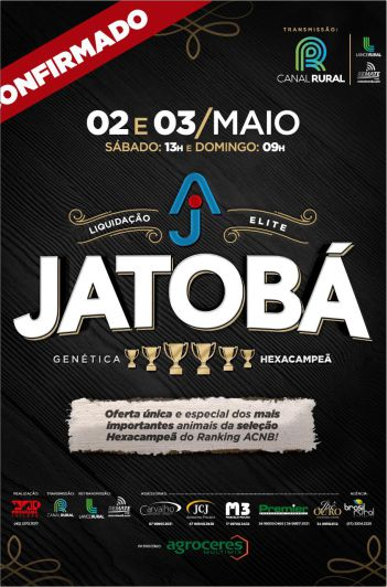 Liquidação Elite Jatobá - Genética Hexacampeã