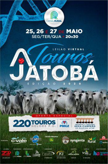 Virtual Touros Jatobá - Edição 2020 - 2º Etapa
