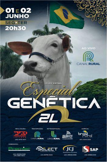 Virtual Especial Genética 2L - 1ª Etapa
