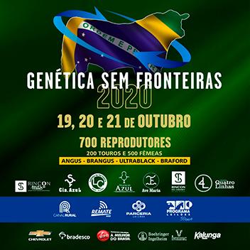 Genética Sem Fronteiras - 1° Etapa