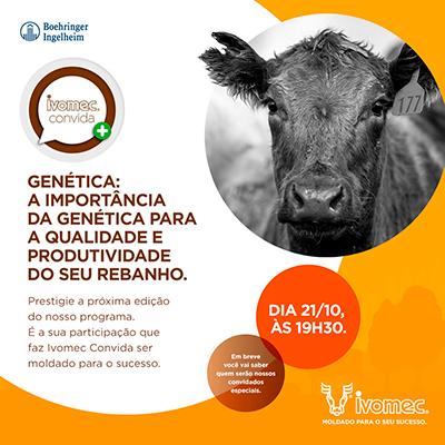 Ivomec Convida: Genética