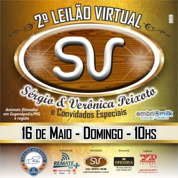 2° Leilão Virtual SV