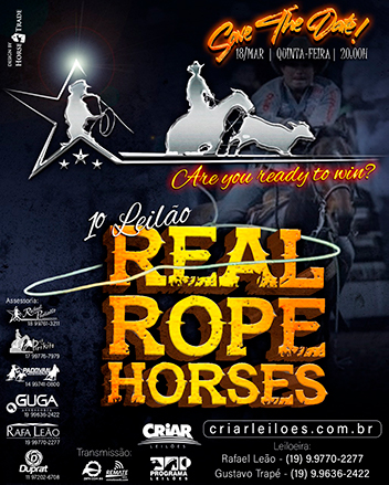1° Leilão Real Hope Horses