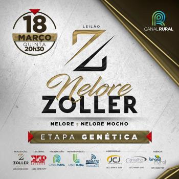 Leilão Nelore Zoller - Etapa Genética