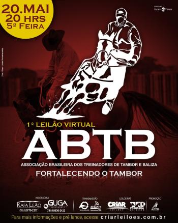 1° Leilão Virtual ABTB