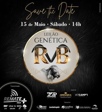 Leilão Genética RBV