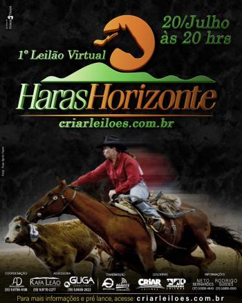 1° Leilão Virtual Haras Horizonte