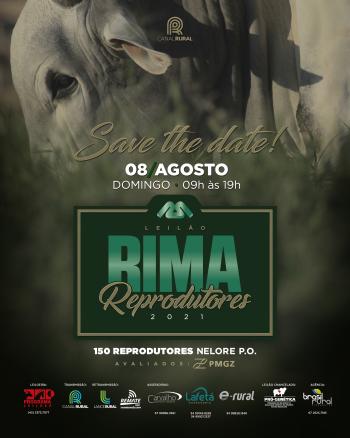 Leilão Rima Reprodutores 2021