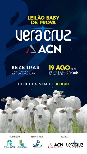 Leilão Baby de Prova Vera Cruz & ACN
