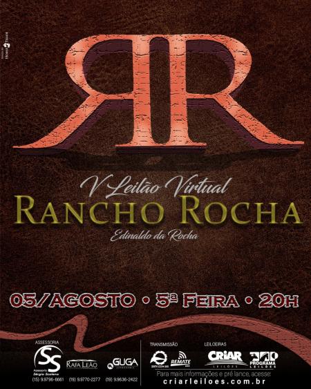 V Leilão Virtual Rancho Rocha