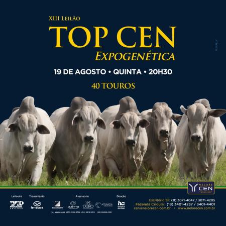 XIII Leilão Top Cen Expogenética